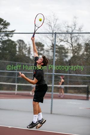UGHS TENNIS 2-15-2018