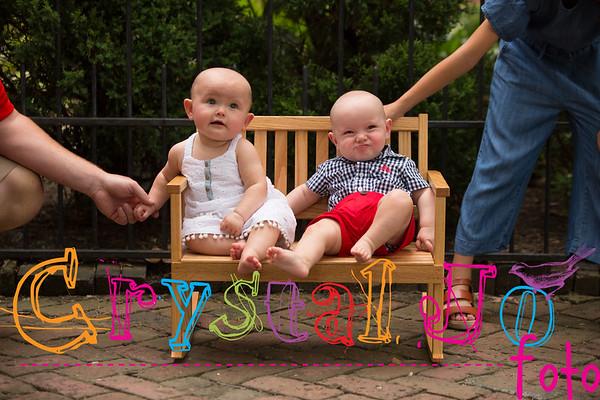 McCarley Twins 6 Months
