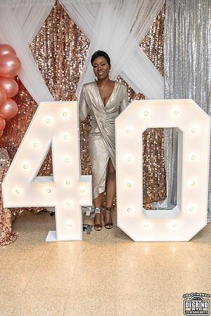 ANNASTICA 40TH BIRTHDAY