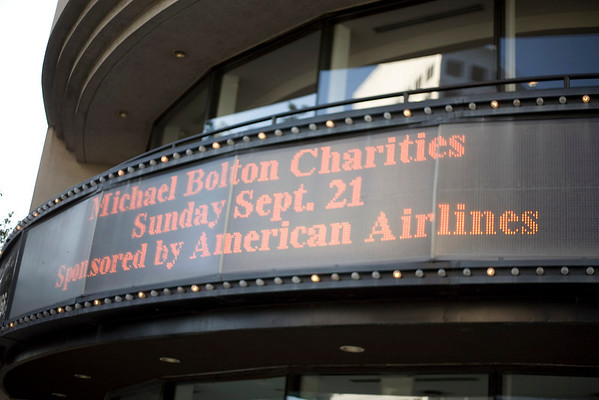 Michael Bolton Charities 08