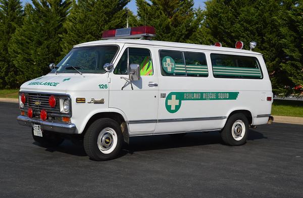 Ambulance's