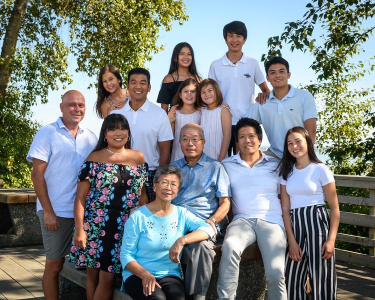 Kagetsu Family Photography by Scott Brammer.