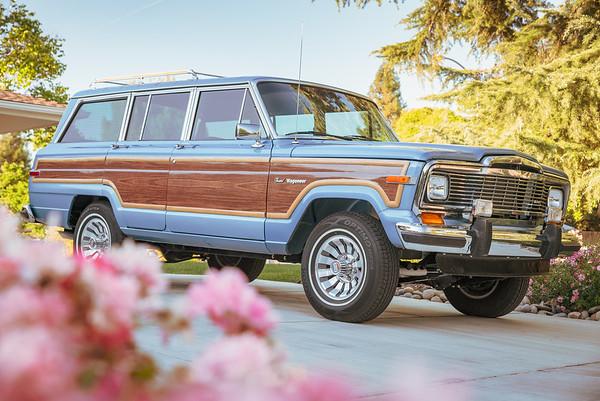 Brian Boardwell, Jeep Wagoneer