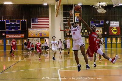 Boys Varsity Basketball v Annandale 1/25/19