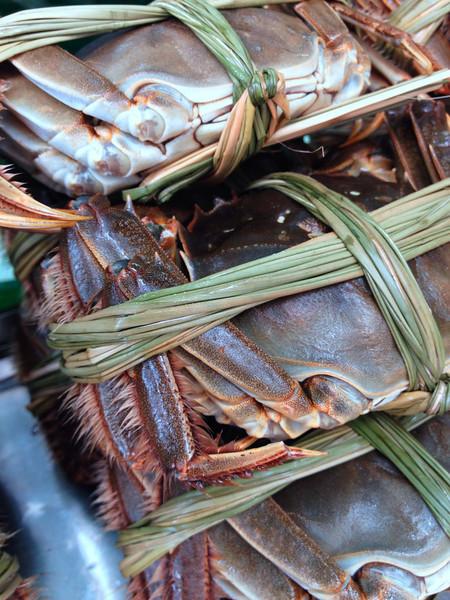 Crab's basket