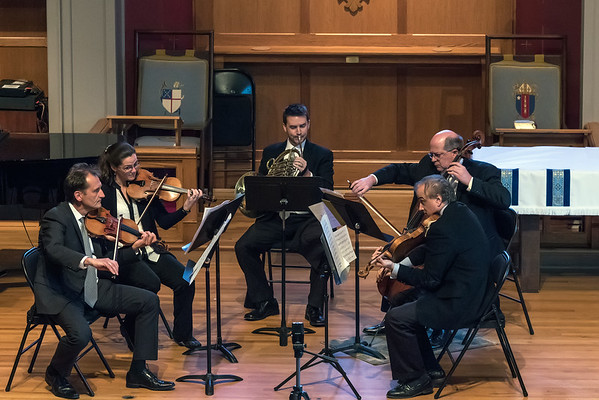 Chamber Music April 2016