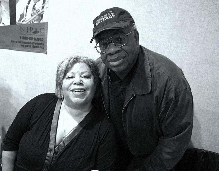 Gregory Burrus with WBGOS Shelia Elaine Anderson.jpg
