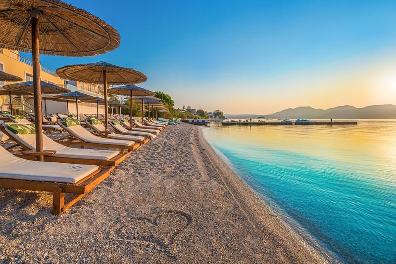 Luxury Resort on Lefkada