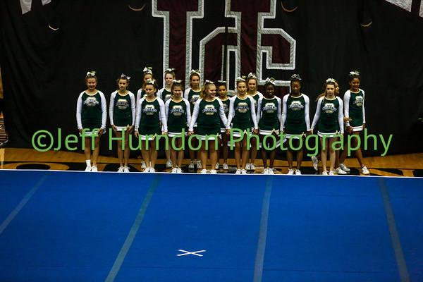 UGHS Cheer comp 10-14-2017