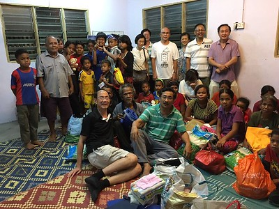 Termeloh Mission Trip 6 to 9 May 2016