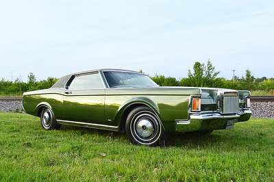 71 Lincoln Continental Mark III