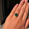 3.08ct Vintage Emerald Solitaire, by Tiffany & Co 12