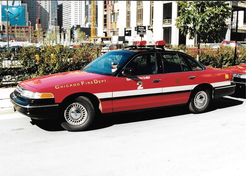X Battalion 2 A-403 1996 Ford Crown Victoria Photographed 2000 Uploaded 6/16