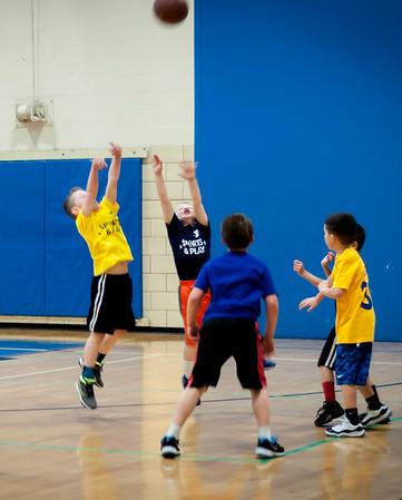 Josh Basketbal 1/3/2015