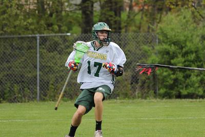 2012 Boy's Varsity Lacrosse