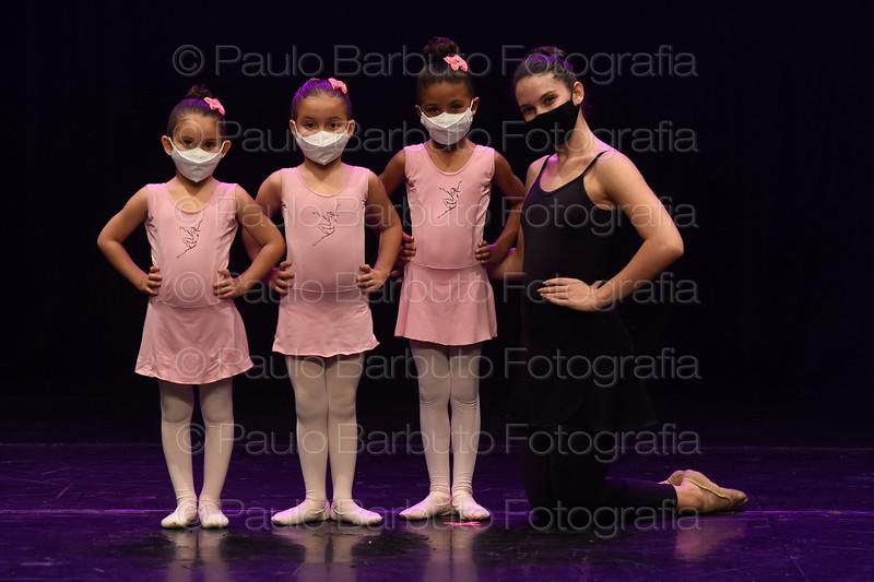 Pré-Ballet tarde (Profª Ana Raquel)