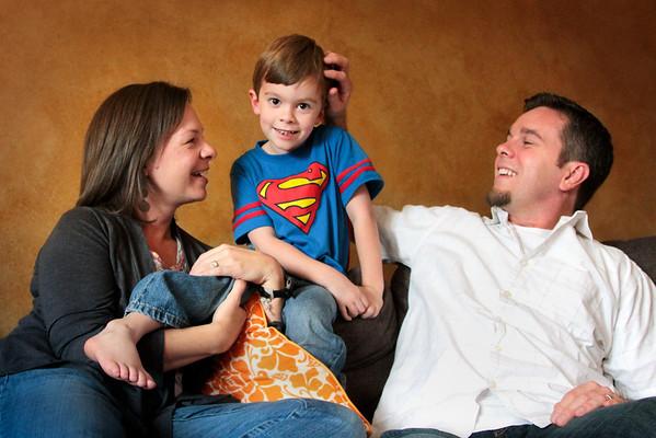 Vannaman Family Portrait