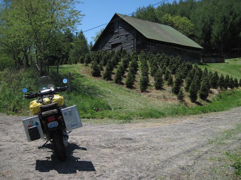 North Carolina Countryside
