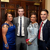 St Mary's High School Newry Formal.Laura Campbell,Niall Mc Crumb,Danielle Feeley,Ben Wilson.R1340728