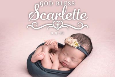 Scarlette (prints)