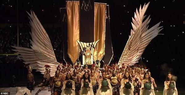 Madonna - Super Bowl 2012 Halftime Show