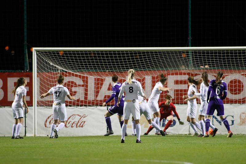 RSC Anderlecht - KRC Genk Ladies