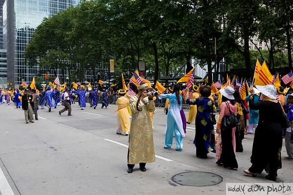 Internationl Immigrants Day Parade 2009