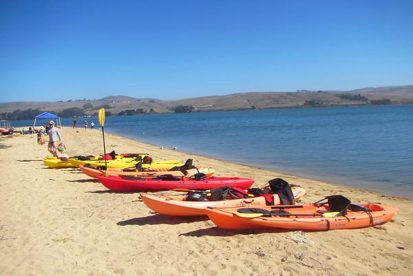 Tomales Bay Kayak/Camp: Oct 3-4, 2015