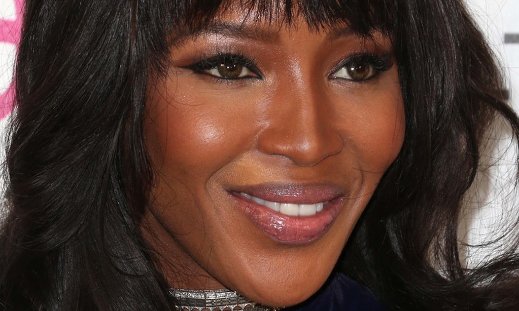. Have one bite of birthday cake, model Naomi Campbell, on your 45th. (Frederick M. Brown/Getty Images)