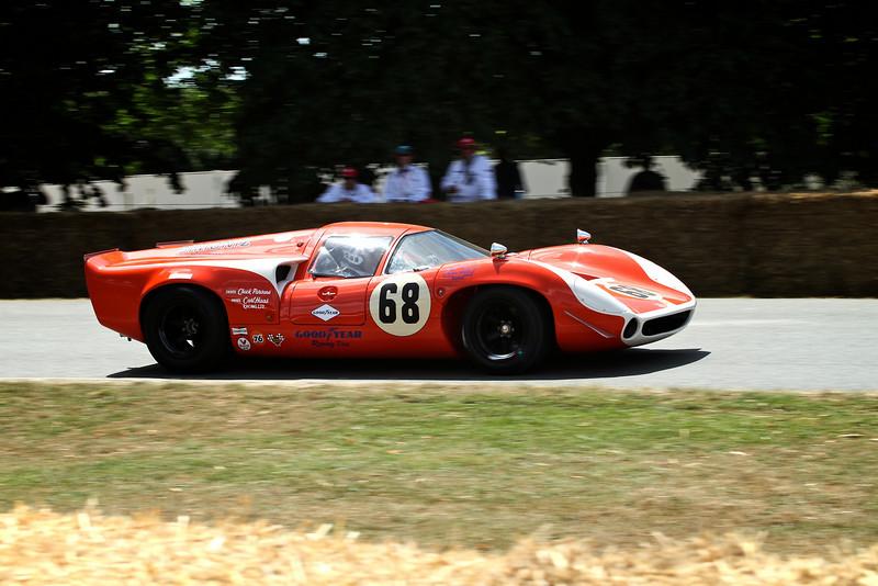 Lola-Chevrolet T70 MK3 (1968)