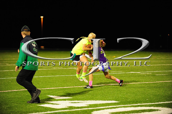 10-17-2012 Woodgrove Powder Puff