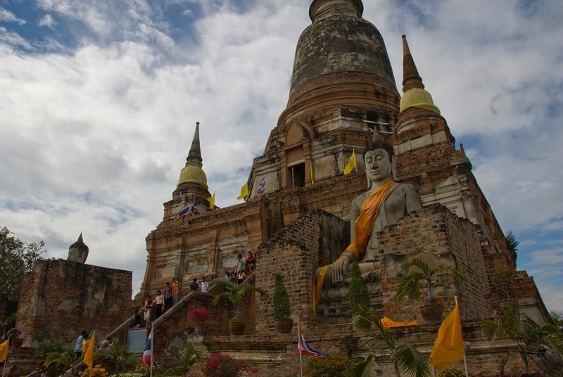 The Great Chedi Chaya Mongkhol 2 - Ayutthaya, Thailand.jpg