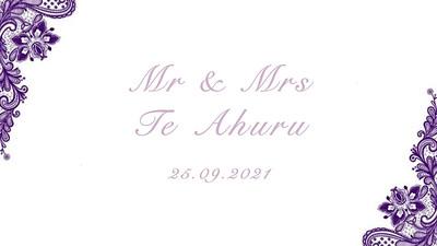 25.09 Keta & Pokau's Wedding