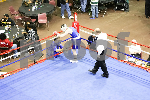 John Evangelista (UB Boxing) vs Erick Plumeri (De Leon Boxing)