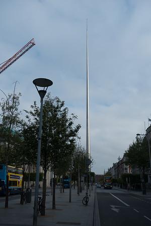 Dublin, Ireland - May 2015
