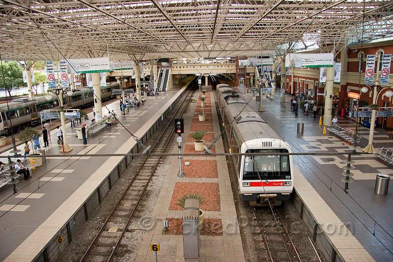 TransPerth Train Station