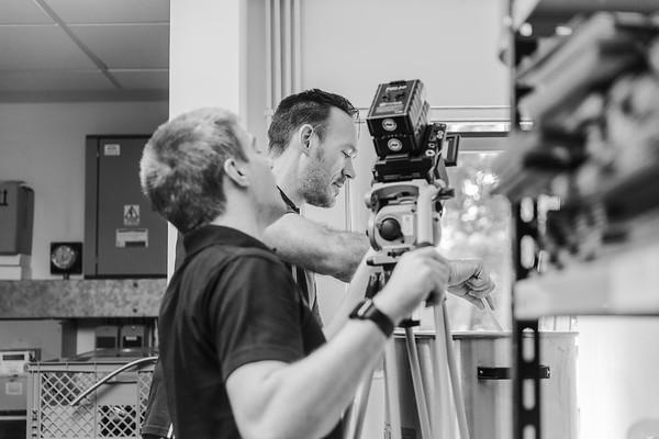 Behind the scenes - Zoedale