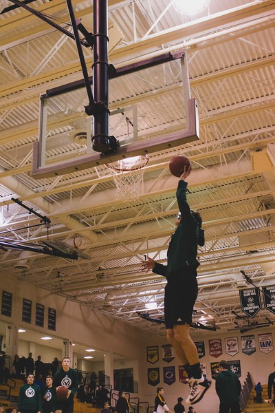 Boys Varsity Basketball vs. Jordan