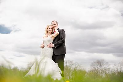 Keith & Wenda Married