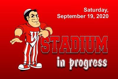 Stadium Construction September 19, 2020