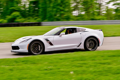 2019 SCCA May TNiA Pitt Race Lt Gray Vette