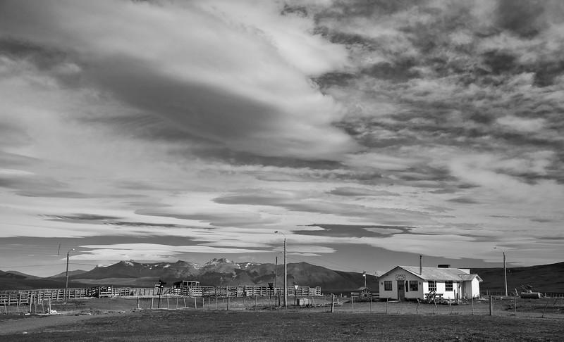 Patagonia Black&White
