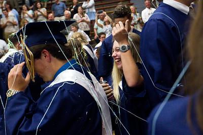 Traverse City St. Francis Graduation