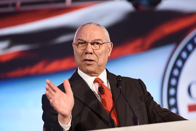 Opening Session - Colin Powell