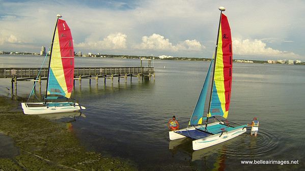 Mingle at the Clearwater Sailing Center 6-20-13