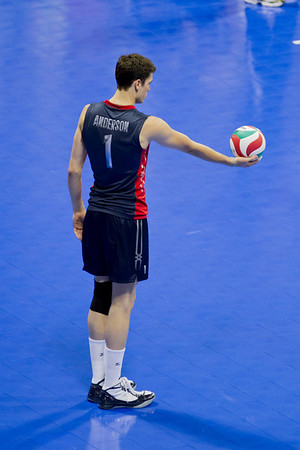 USA Men's Volleyball
