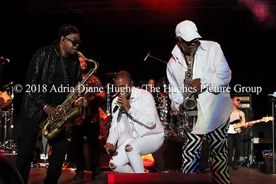 Kool and the Gang live at the 2018 Dell Music Center in Philadelphia
