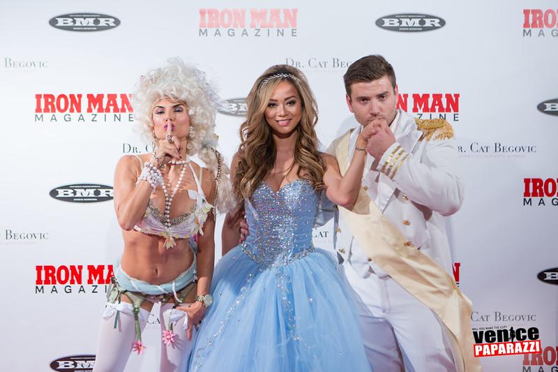 10.24.15 Iron Man Magazine Halloween Party