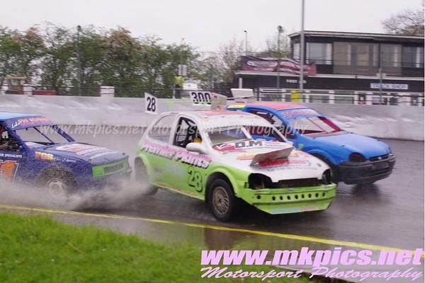 ORCi Stock Rod English Championshiop, Northampton International Raceway, 29 April 2012