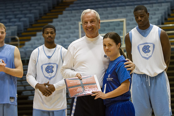2013 UNC Basketball Clinic